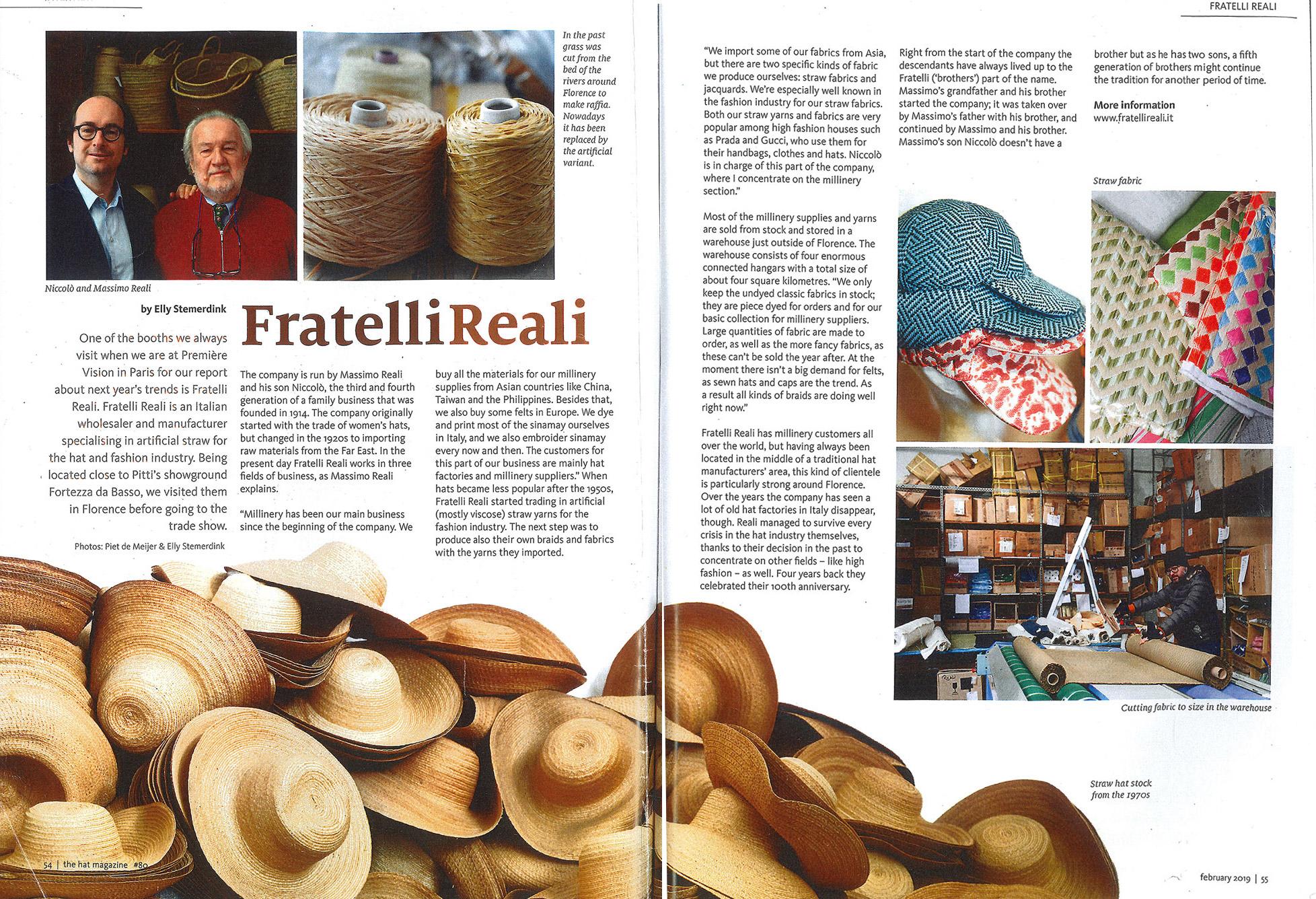 The Hat magazine
